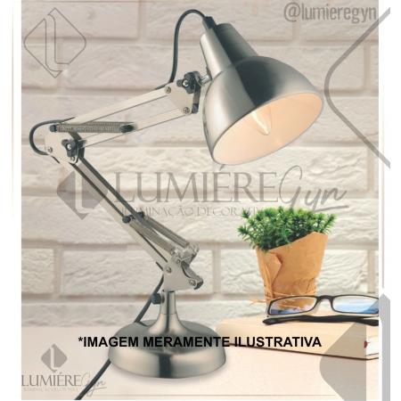 LUMINÁRIA MESA CASUAL LIGHT  LM1060-CO NEXUS 1L E27 135X530MM COBRE