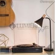 LUMINÁRIA MESA CASUAL LIGHT  QLM1064-CO HORN 1L G9 180X490MM COBRE