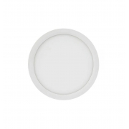 LUMINÁRIA SOBREPOR LED BRILIA 438398 PAINEL REDONDO Ø225MM 18W 6500K 120G BIVOLT