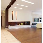 PAINEL RETANGULAR DE LED EMBUTIDO 72W 4000K 120X15CM  - NORDECOR 4055