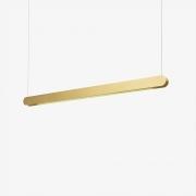 PENDENTE BARRA LINEAR 130cm  GOLDEN-ART - T620-130