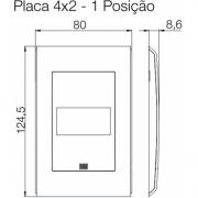 PLACA 4X2