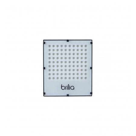 PROJETOR LED BRILIA 303126 IP65 100W 6500K 74G BIVOLT
