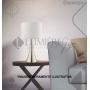 ABAJUR CASUAL LIGHT  QAB1069-PT TURRET 1L E27 40W Ø200X365MM COBRE