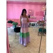 Vestido color Regina