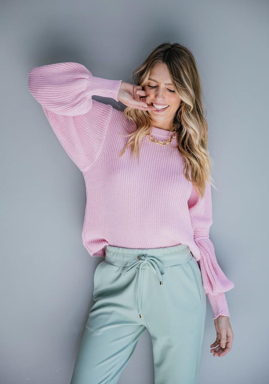 Blusa de Tricot Alessandra