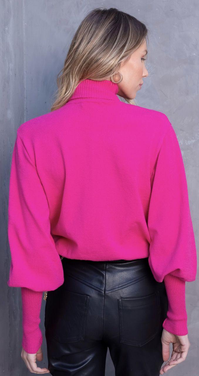 Tricot Paloma Pink