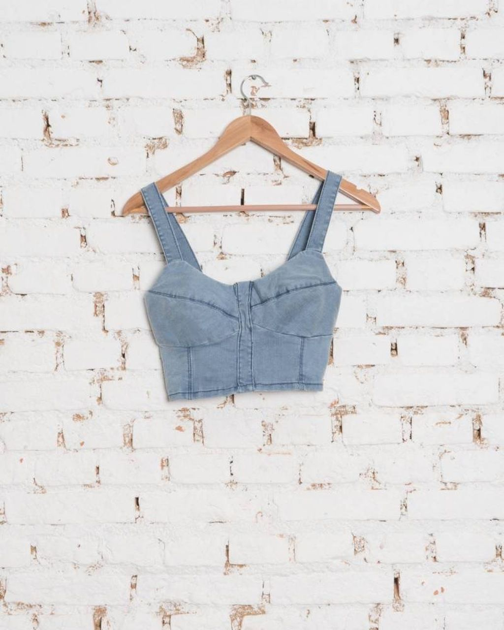 Cropped Jeans Claro