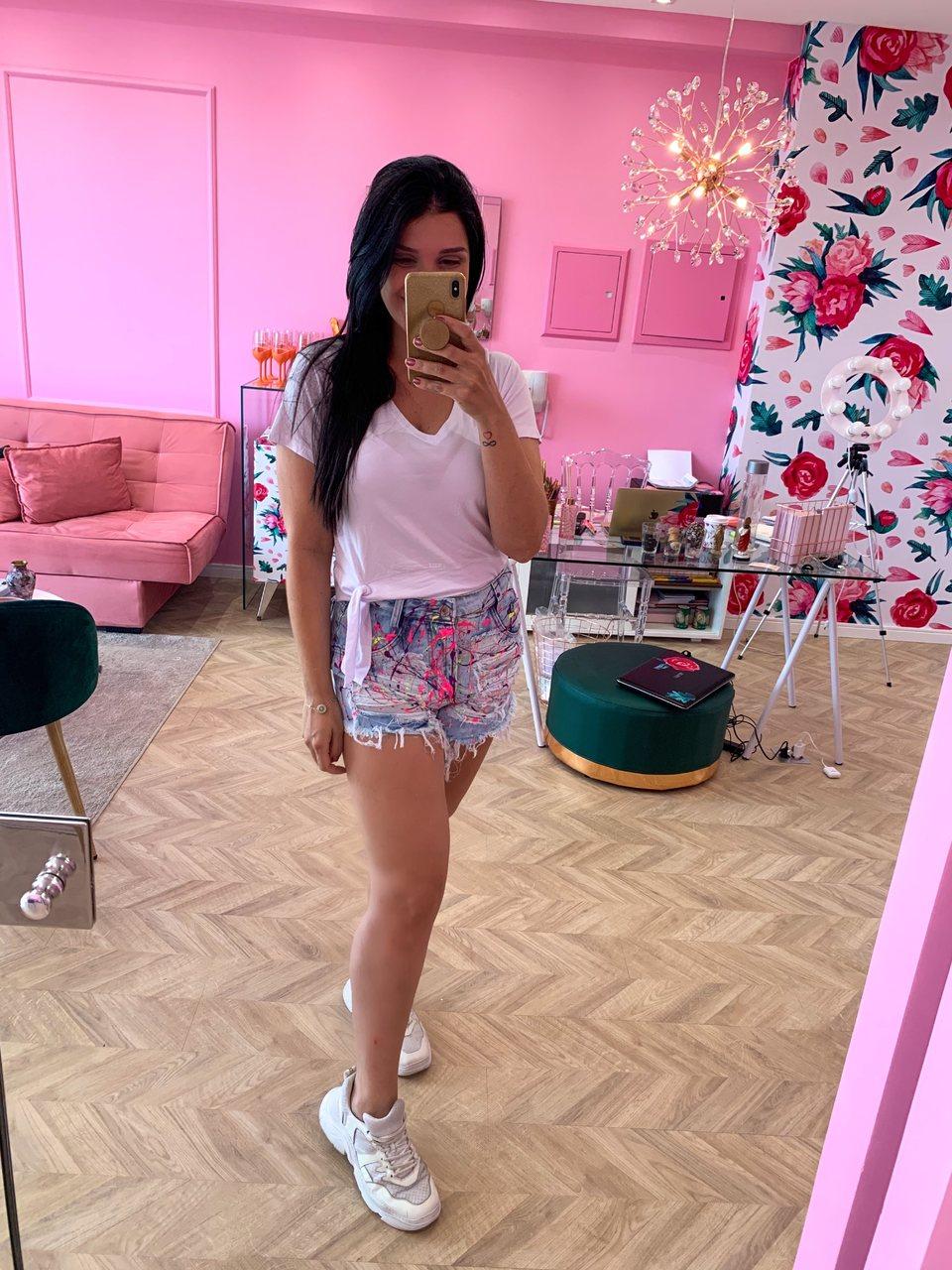 Shorts jeans Mirella