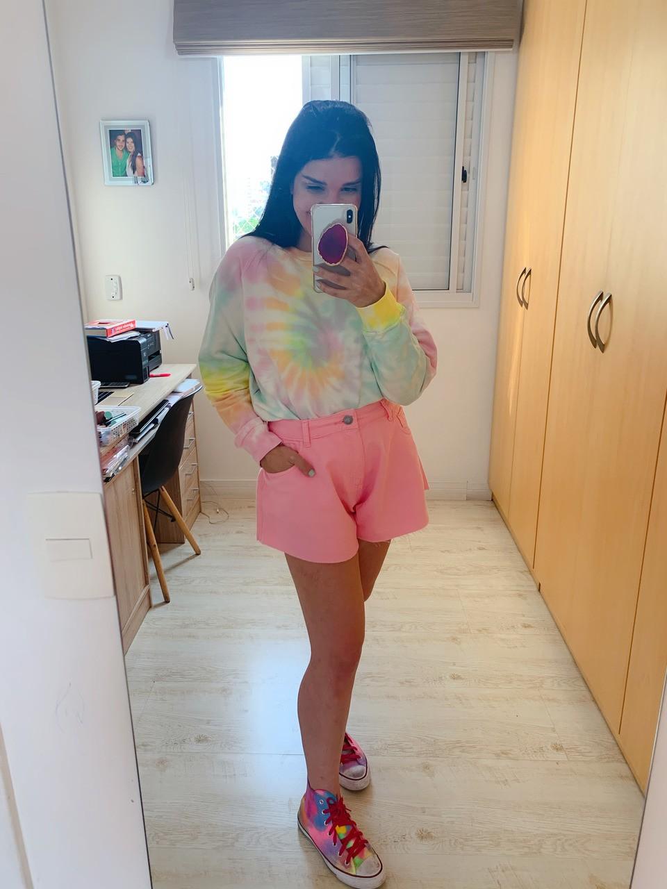Shorts Nicole Rosa Candy