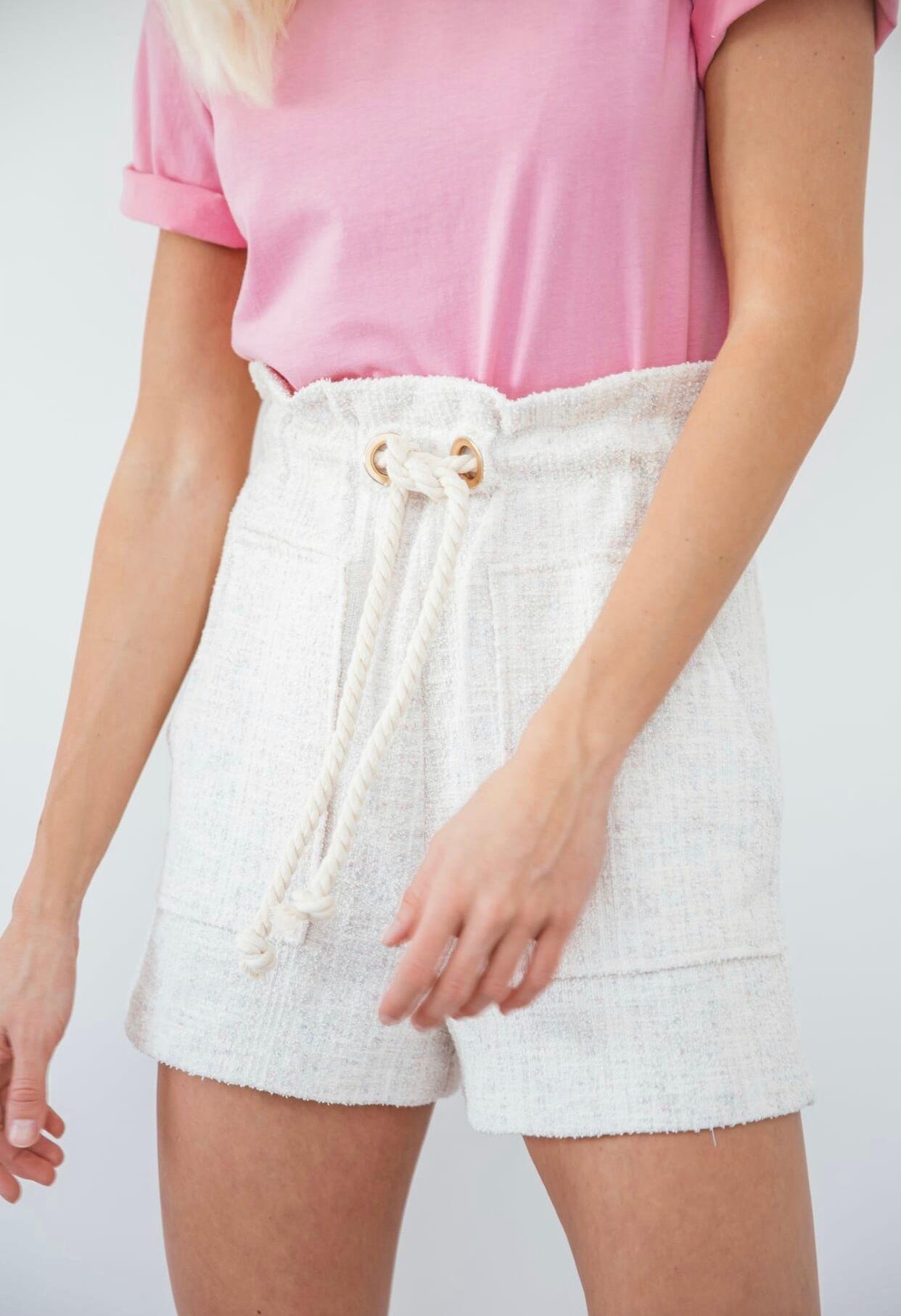 Shorts Tweed Amélie