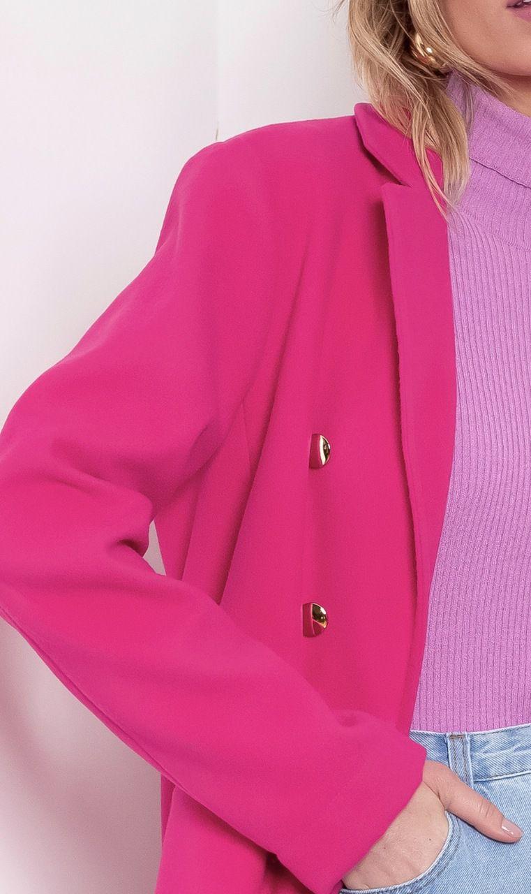 Trench Coat Valentina Pink