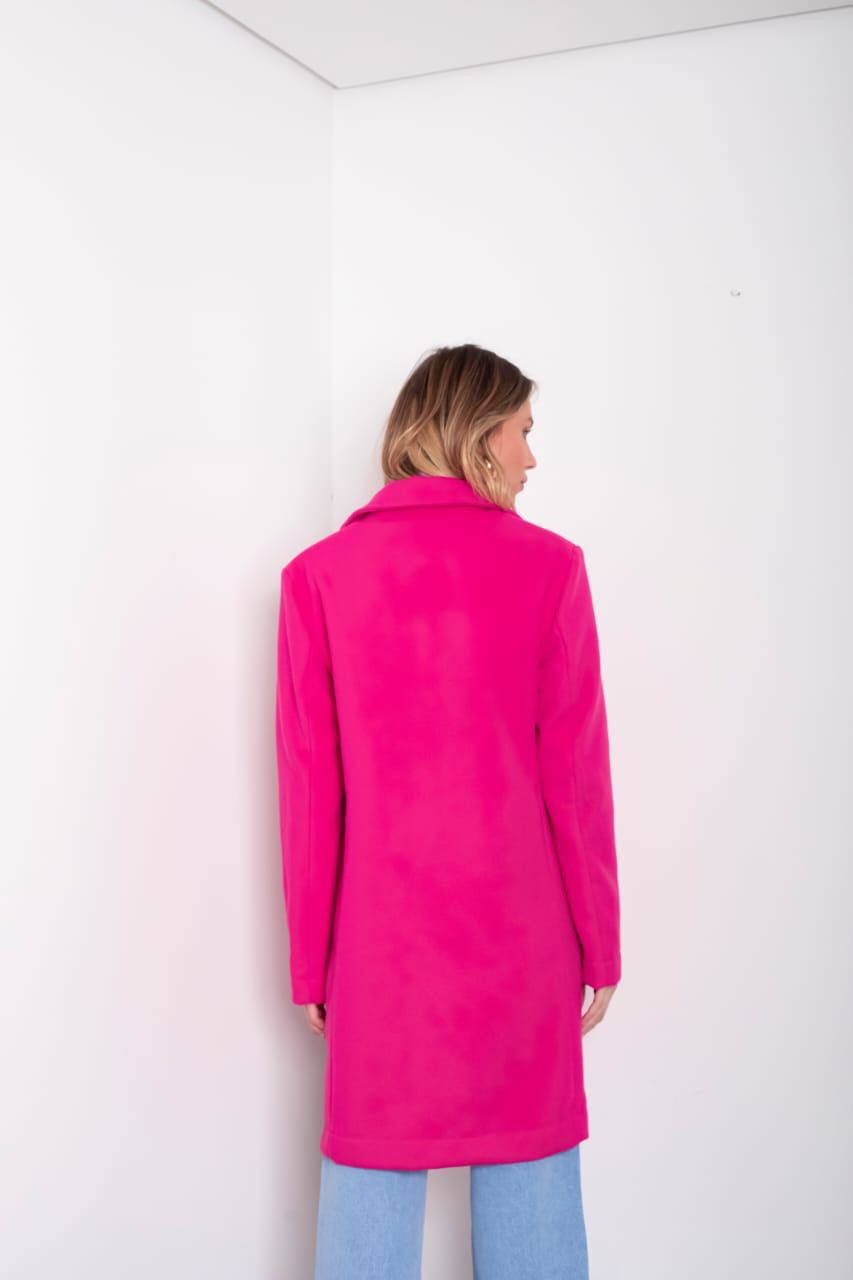 Trench Coat Valentina Pink