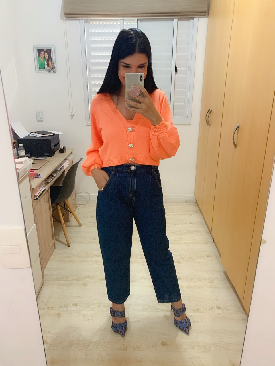 Twin Set Isabel Orange