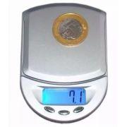 Mini Balança Digital De Alta Precisão 0.1g Até 500 g
