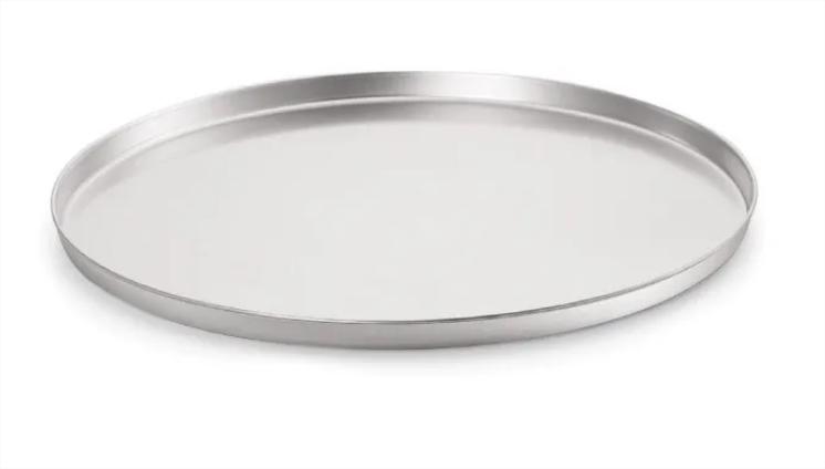 Assadeira Forma Redonda Para Pizza 35cm
