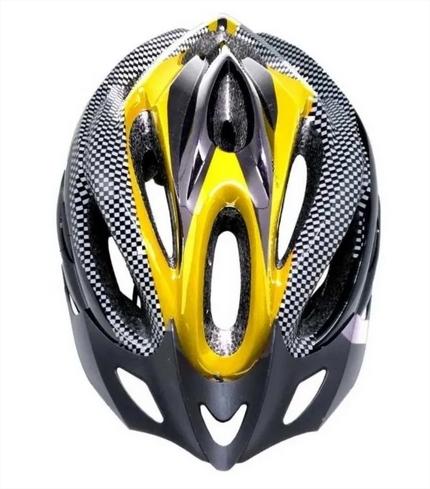 Capacete Ciclista Adulto Regulagem Bike Ciclismo