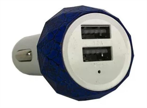 Carregador Veicular Universal 5 Plugs