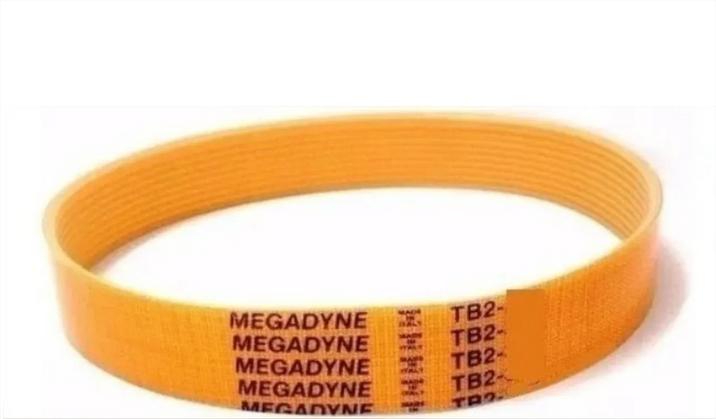 Correia Megadyne Tb2 330 Máquina De Frios - 8 Frisos