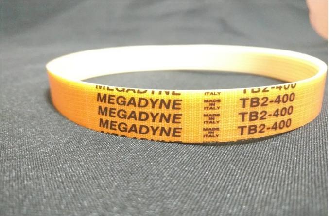 Correia Megadyne Tb2 400 Maquina De Frios Fatiador- 8 Frisos