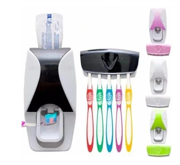 Dispenser Para Escovas De Pasta De Dente De Dentes