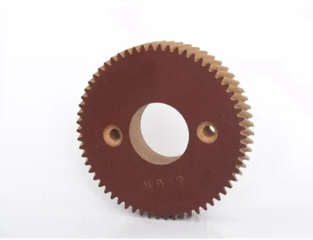 Engrenagem De Fibra Para Moedor Eccel Boca 22 Com 48 Dentes