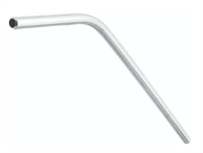 Kit 2 Canudos para beber Reutilizáveis em Inox Com Escova limpar