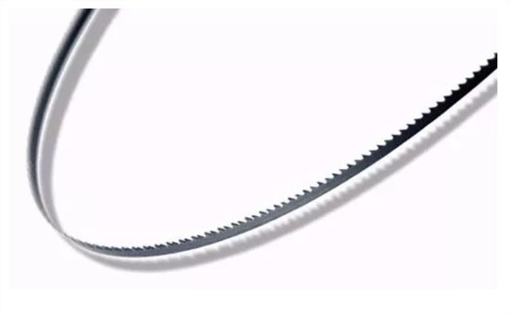 lamina de serra fita 3/8 com 6 dentes 2,08 metros