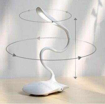 Luminária Touch Sem Fio 3 Níveis Luz 14 Leds