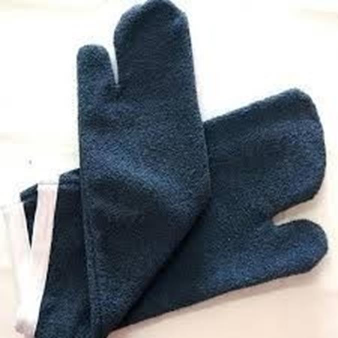 Luva Alta Temperatura Termica Forno Grafatex Azul 40 cm 1 Un