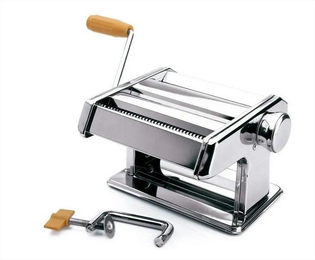 Maquina De Fazer Macarrão Espaguete Talharim Lasanh Caseira