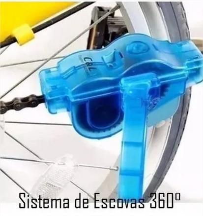 Maquina De Limpar Corrente Bicicleta Bike Speed Mtb