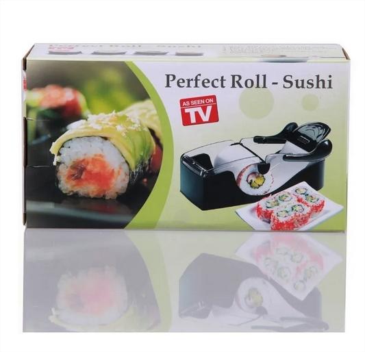 Máquina Manual Para Sushi Enrolar Top Perfect Roll Japonesa