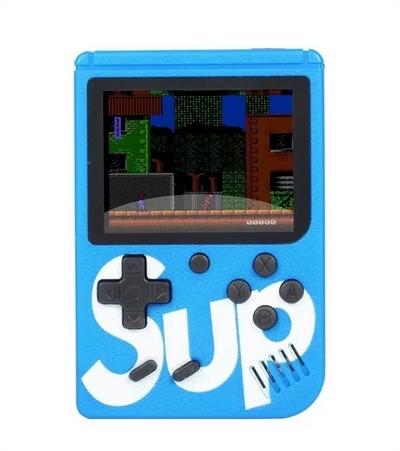 Mini Video Game Bolso 400 Games Portátil Slim + Controle