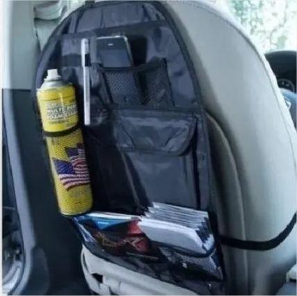 Bolsa Organizadora Pra Carro Banco Traseiro Porta Trecos Taxi Uber