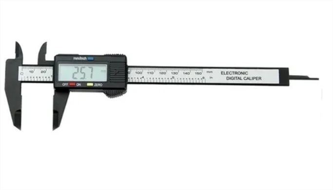 Paquímetro Digital Fibra Carbono