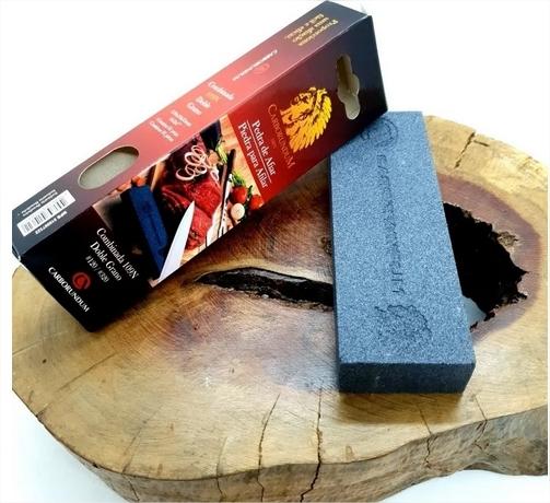 Pedra Para Afiar Dupla Face Carborundum 108