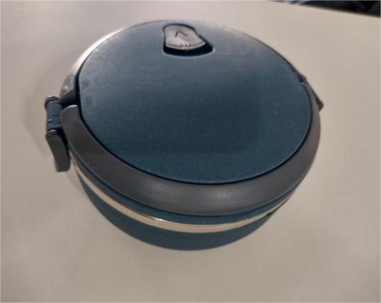 Pote Marmita Térmica Hermética Inox Recipiente Cozinha