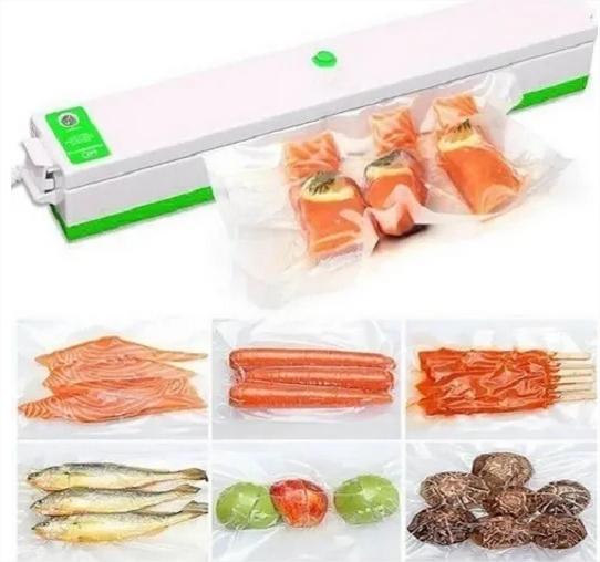 Seladora Vácuo Elétrica Freshpack Pro Alimentos