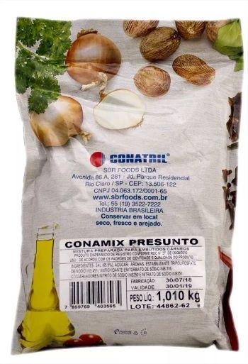 Tempero Para Presunto e Injetados Conamix 1kg
