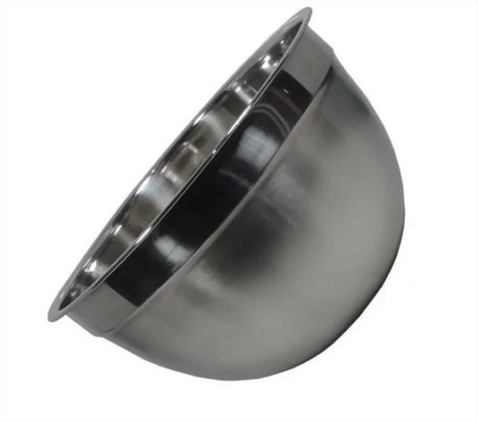 Tigela Mixing Bowl 26cm Em Aço Inoxidável