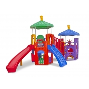Playground Aquarius Petit com Telhado - Freso