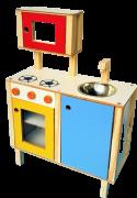 Cozinha de Madeira - Bemboladas