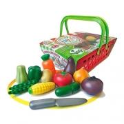 Feirinha Orgânica Legumes - Envio Imediato