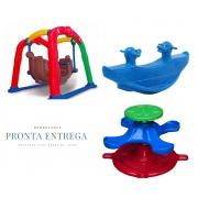 Kit Playground III - Bemboladas