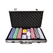 Maleta Poker 300 Fichas - Envio Imediato