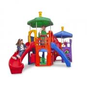 Playground Aquarius Petit com Telhado - Envio Imediato