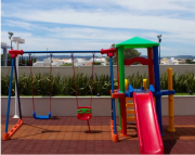Playground Condomínio - Envio Imediato