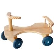 Quadriciclo de Madeira Bemboladas - Envio Imediato