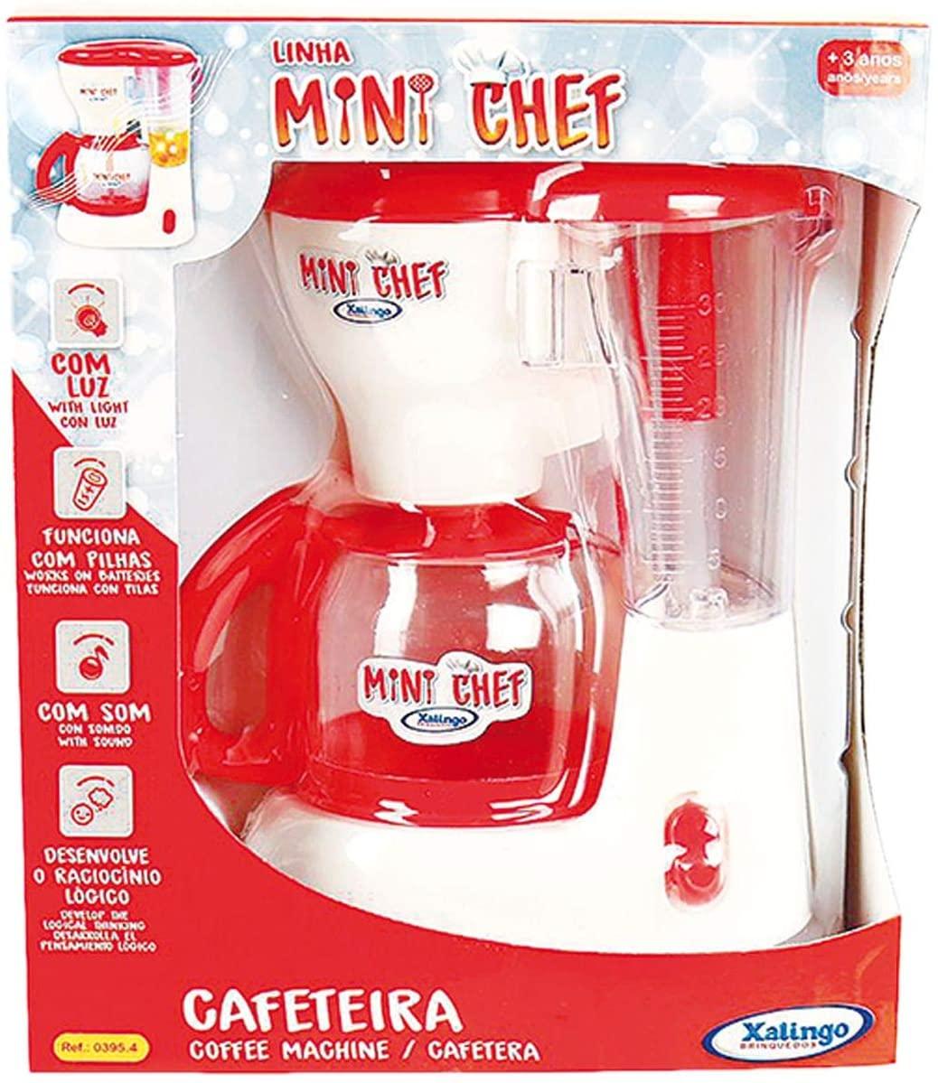 Cafeteira Mini Chef - Envio Imediato